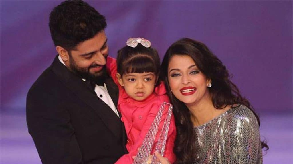 Abhishek And Aishwarya Rai Bachchan's Daughter Aradhya