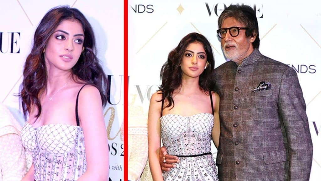 Amitabh Bachchan's Grand Daughter Navya Naveli