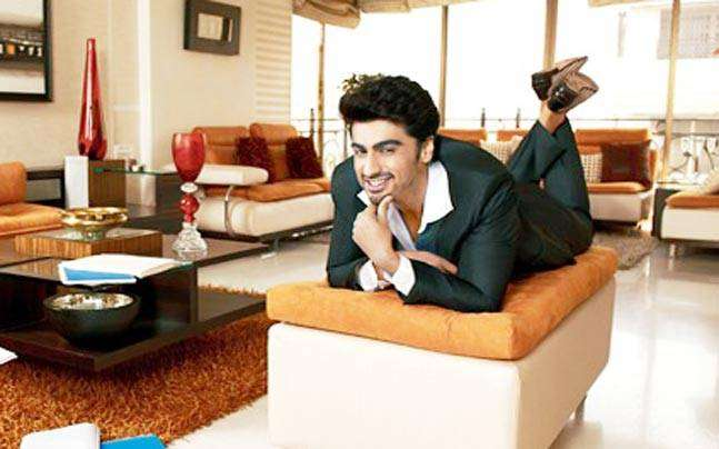Arjun Kapoor House or Home