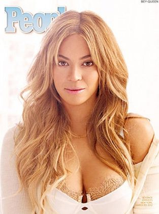 Beyonce Without Makeup Cover Girl