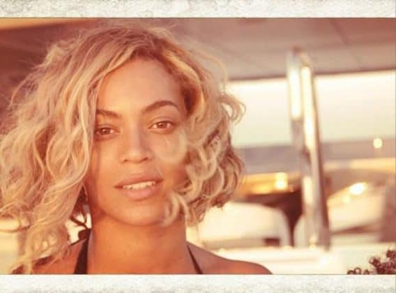 Beyonce Without Makeup Vintage