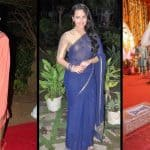 Bollywood Actresses In Saree Looks Stunning