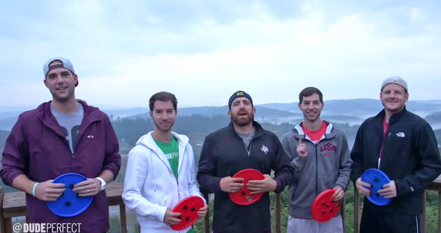 Dude Perfect Highest Paid Youtubers