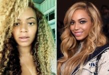 Pictures Of Beyonce Without Makeup Or No Makeup