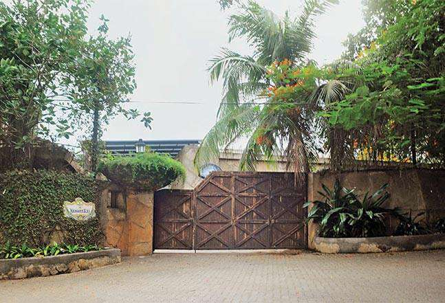 Ranbir Kapoor House or Home