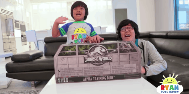 Ryan ToysReview Highest Paid Youtubers