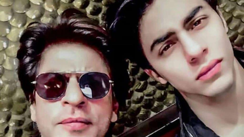 Shah Rukh Khan's Eldest Son Aryan