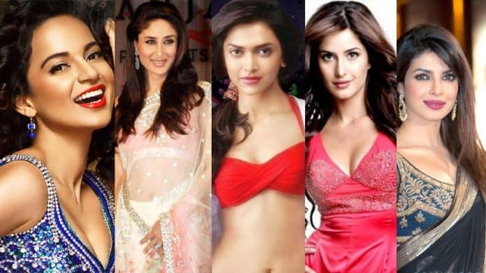 Top 10 Highest Paid Actress In Bollywood