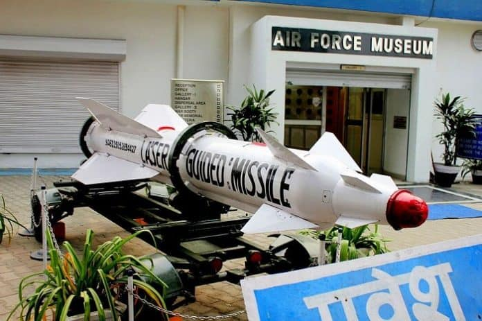 Air Force Museum Is Another Sight Of Beauty In Shillong