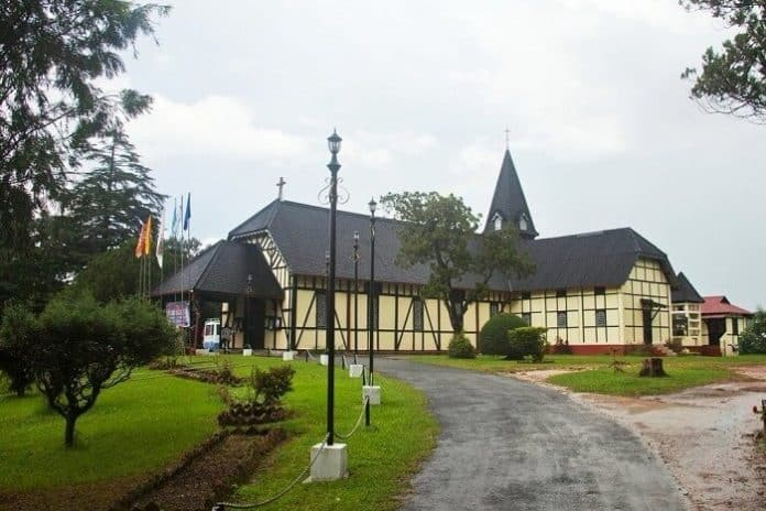 All Saints Cathedral Is One Of Shillong Best Places To Visit
