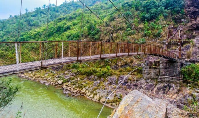 David Scott Trail Is Best Places To Visit In Shillong For Hike