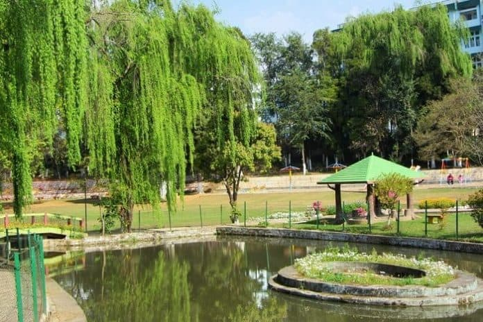 Lady Hydari Park Is The Playful & Zoo Place To Visit In Shillong