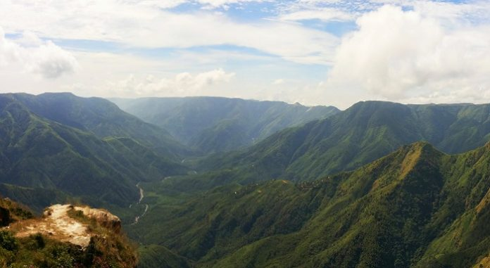 Best Places To Visit In Shillong Is One Of The Laitlum Canyons