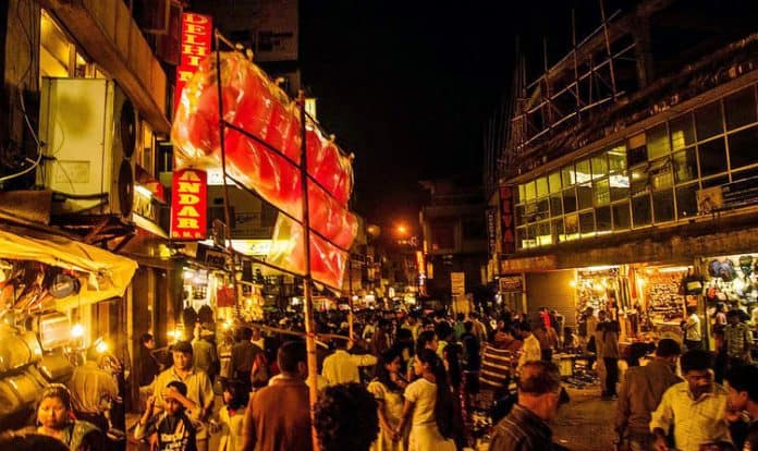 Police Bazar Is One Of The Top Places To Visit In Shillong For Shopping