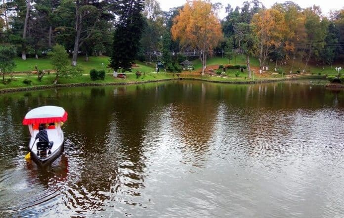 Ward's Lake Is One Of The Best Places To Visit In Shillong