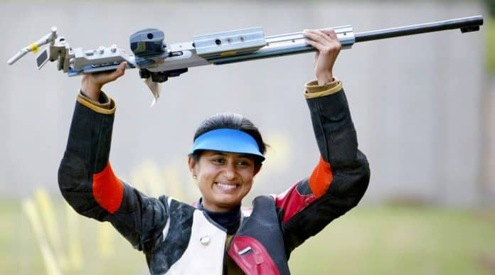 Anjali Bhagwat Is One Of Best Professional Shooter Of Indian Female Sports Celebrities
