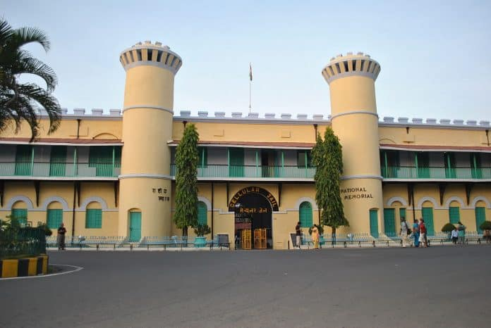 Cellular Jail Is One Of The Attractive Places To Visit In The Andaman and Nicobar Islands