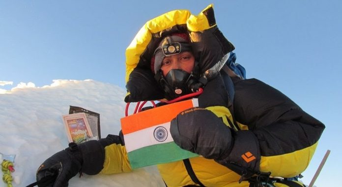 The Bold Lovely Chhanda Gayen Is A Mountaineer Of India