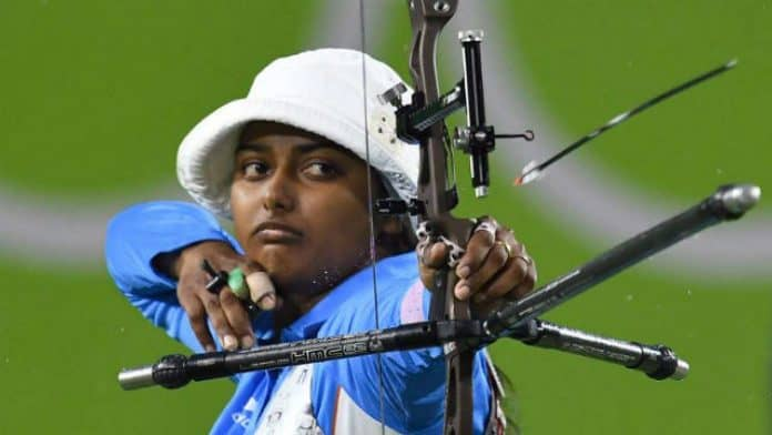 Deepika Kumari Is Sports Female Of India Who Is Expert In Ace Archer