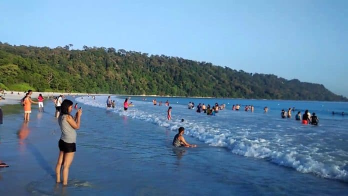 Havelock Beach Is Best Places To Visit For Famous Beaches