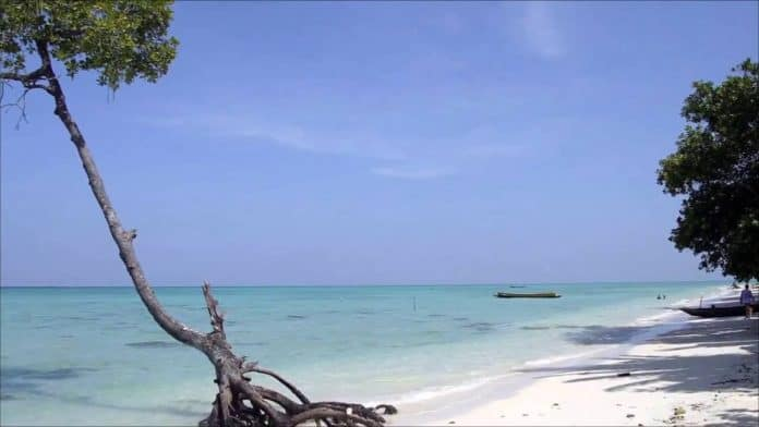 Merk Bay Beach Is The Famous Beach To Visit In Andaman Islands