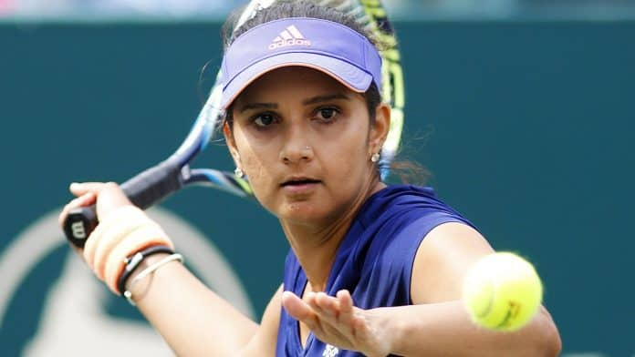 Sania Mirza Is One Of The Indian Female Sports Celebrity & Champion In Badminton