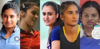 Top 15 Female Sports Celebrities In India