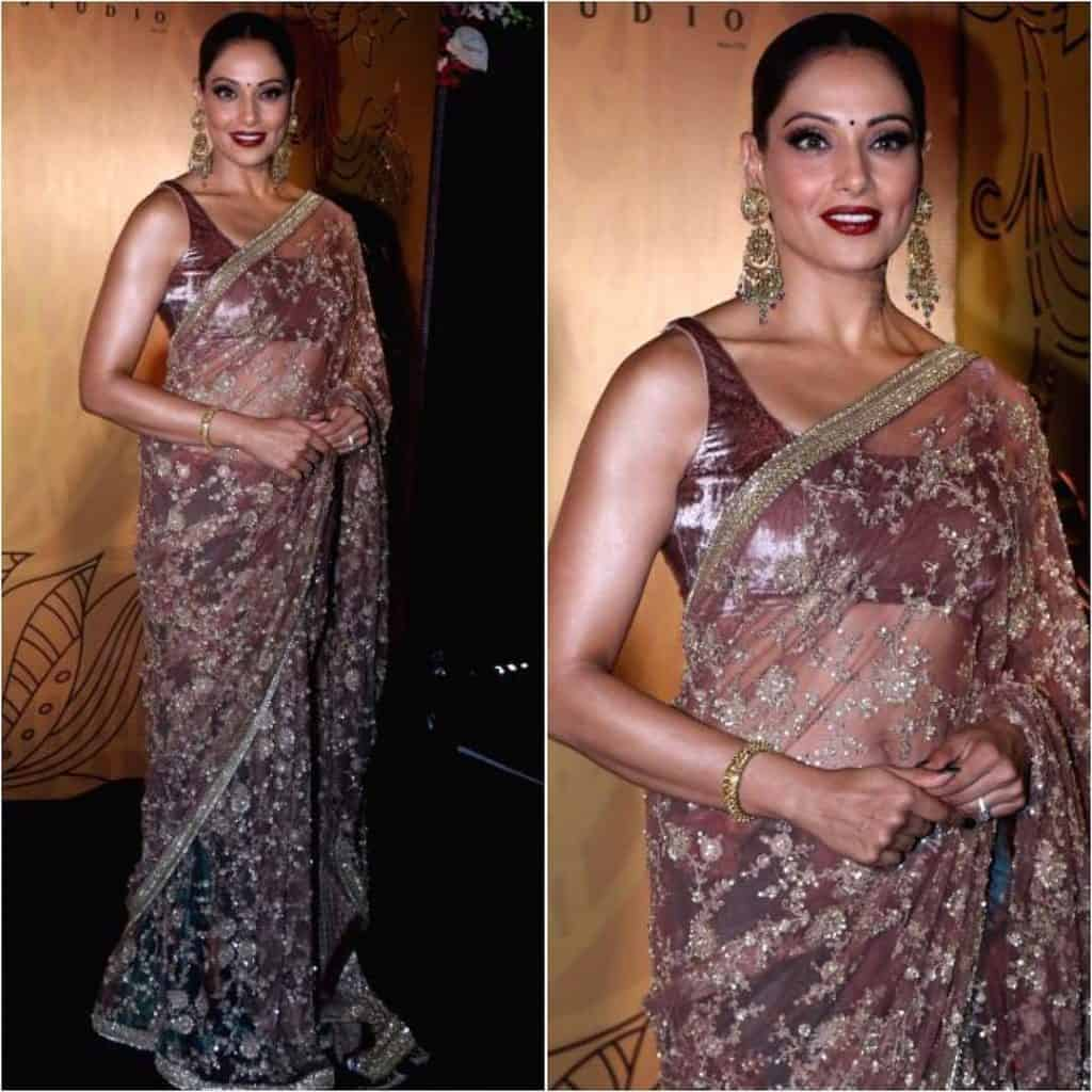Bipasha Basu In Saree