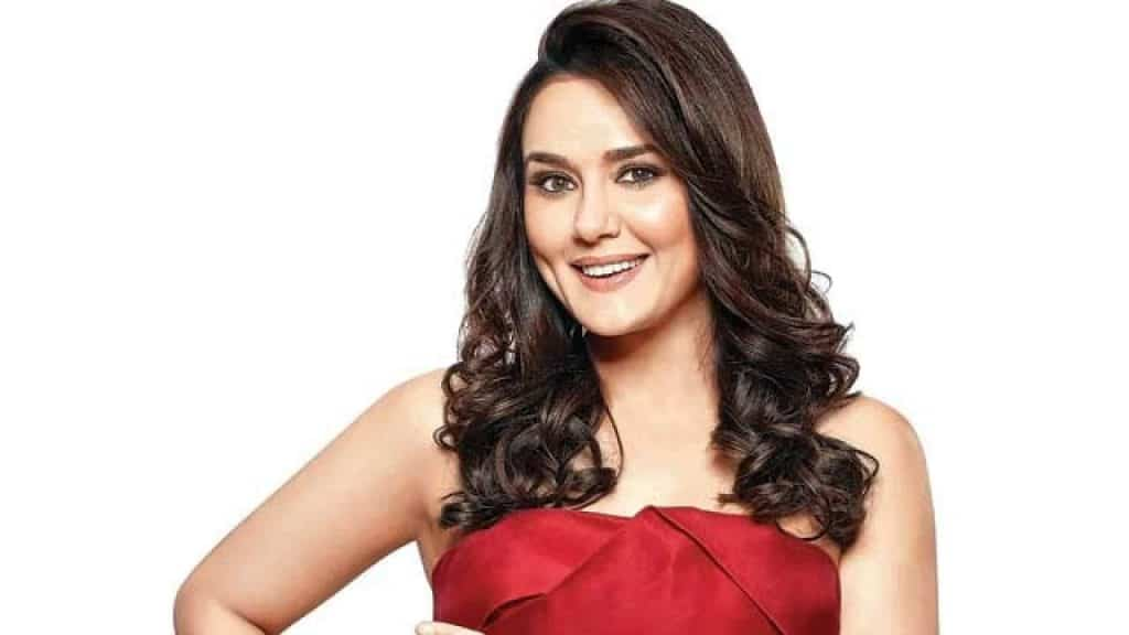 Preity Zinta Turns Into Bollywood Actresses