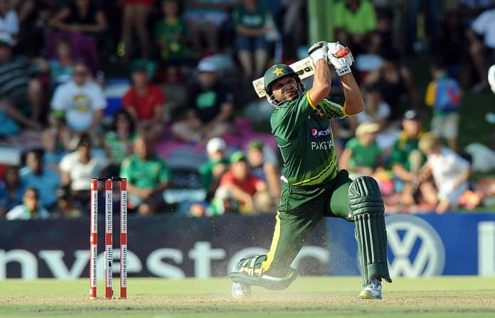Fastest 50 In ODI Cricket By Shahid Afridi To Create A Record