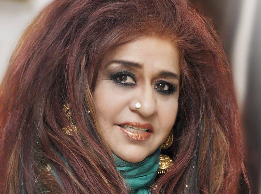Shahnaz Husain Business Woman Celebrity