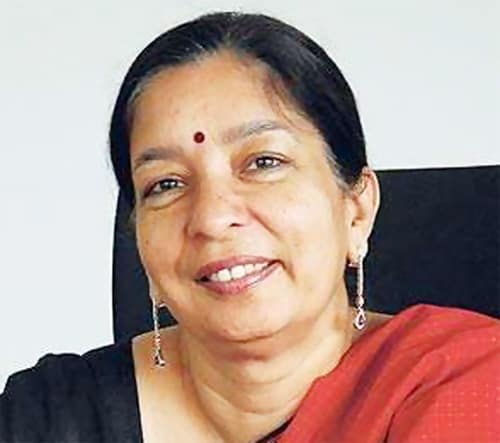 Shikha Sharma Business Woman Celebrity