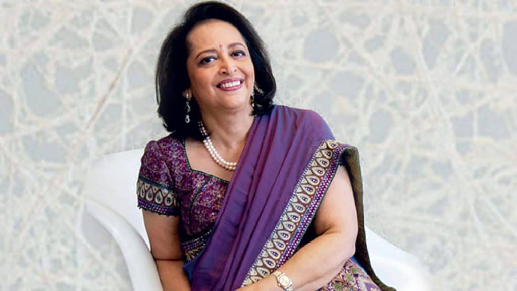 Swati Piramal Business Woman Celebrity