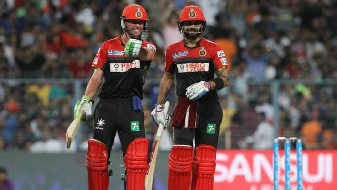 Royal Challengers Bangalore (RCB) 263/5 - Scores The Highest Runs In IPL History