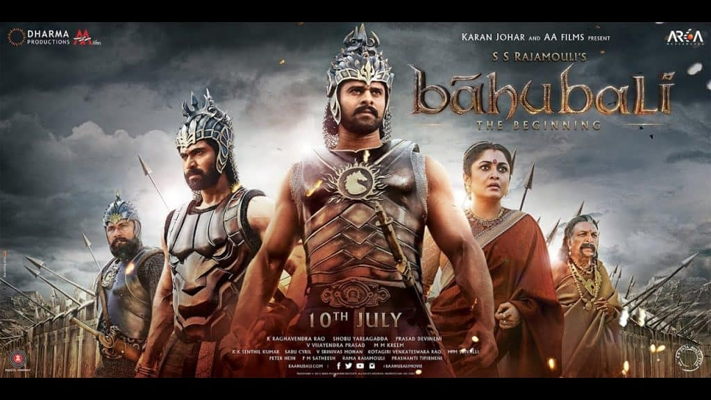 Baahubali The Beginning Highest Grossing Bollywood Movies