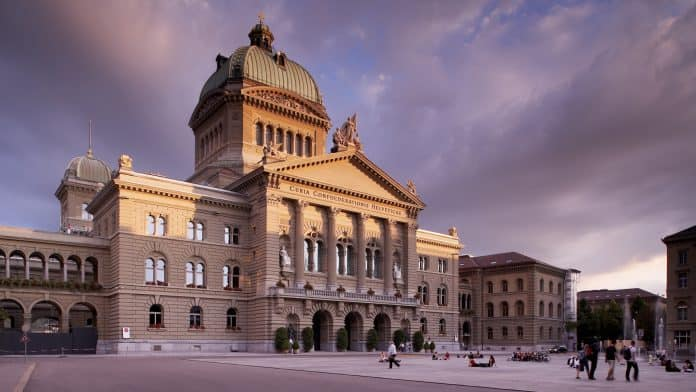 House Of Parliament Is Also Tourist Place To Visit In Switzerland