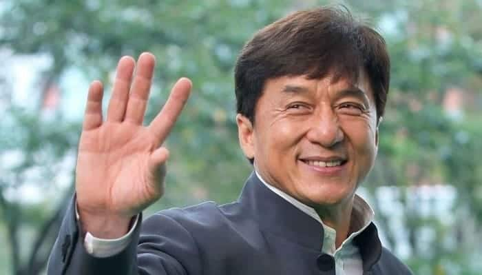 Jackie Chan Richest Actors