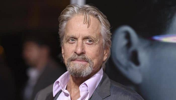 Michael Douglas Richest Actors