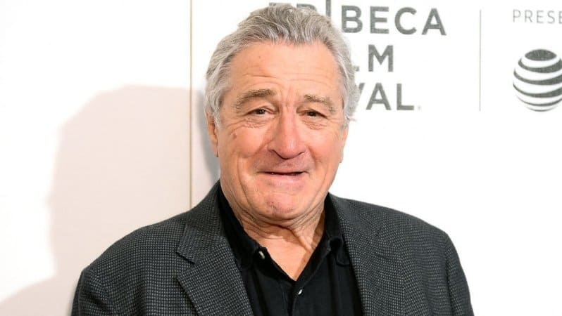 Robert De Niro Richest Actors