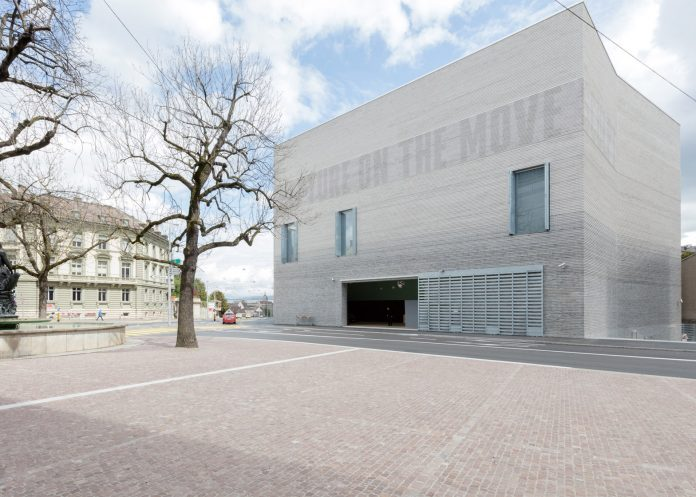 The Kunstmuseum Is One Of Switzerland's Best Museum