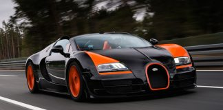 Top 10 Fastest Cars In The World 2020
