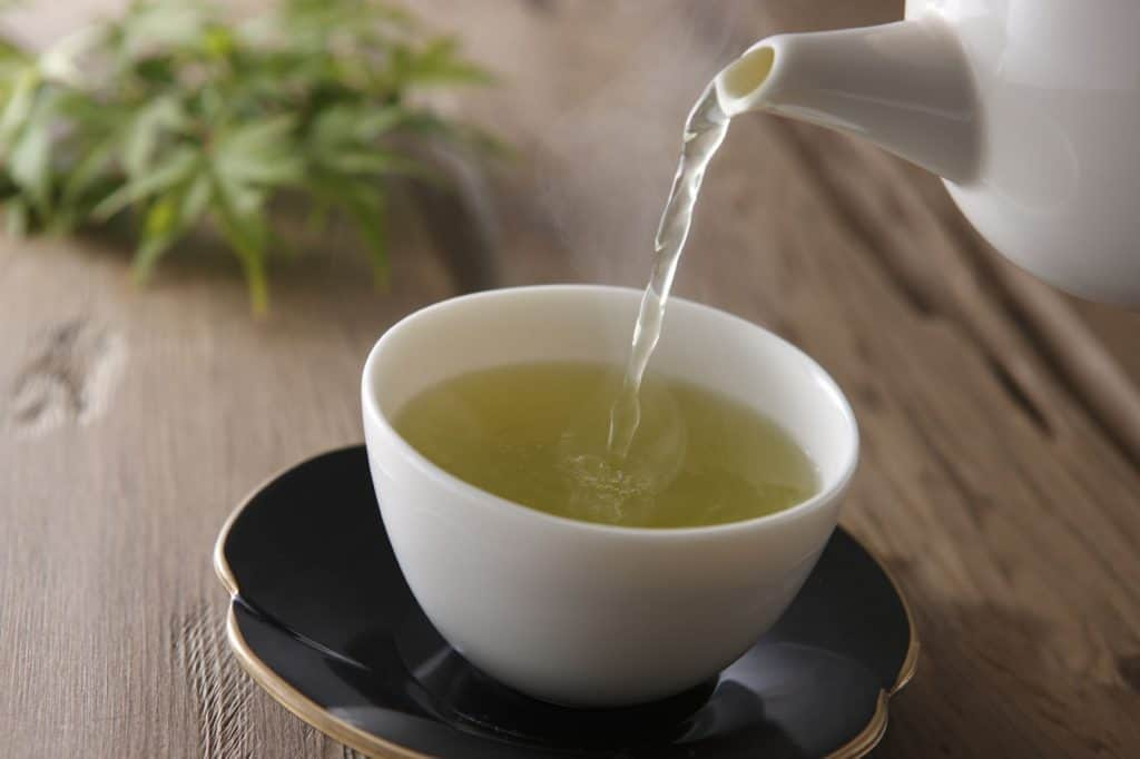 Top Benefits Of Green Tea