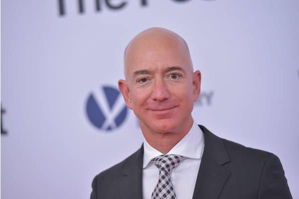 Jeff Bezos Richest Person