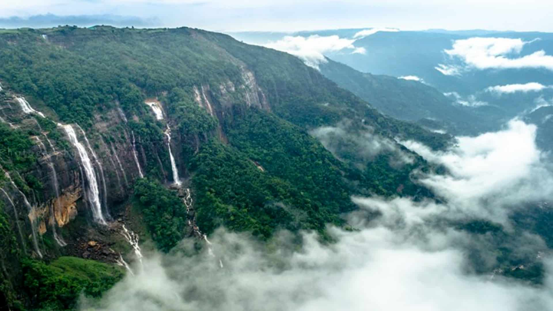 Shillong Is One Of The Top Hill Stations In India