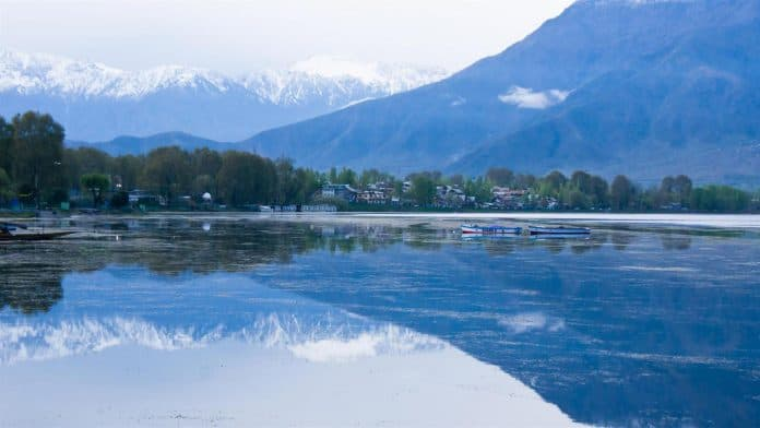 Srinagar Is One Of The Top Hill Station In India