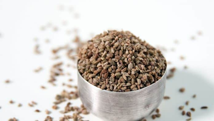 Ajwain Carom Seeds Helps Releasing Gas From Stomach
