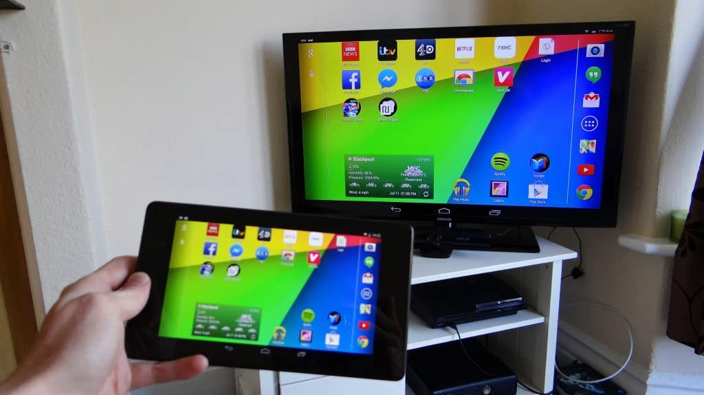 Android Phone Screen Mirroring