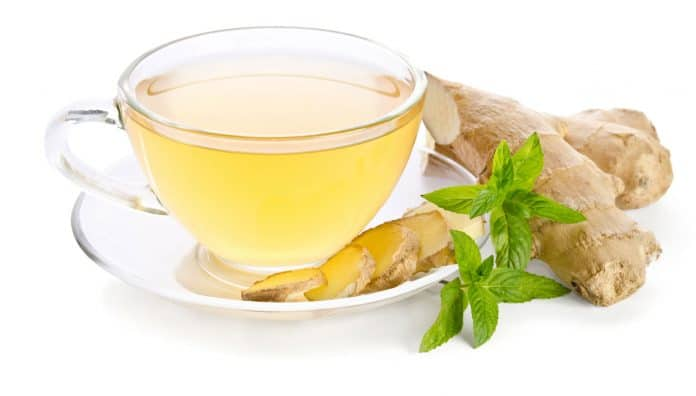 Ginger Tea Is The Best Home Remedy For Stomach Gas