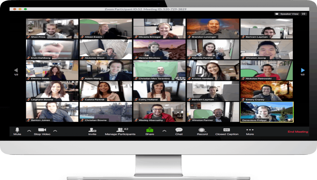 Host Video Conferencing On Zoom Meet