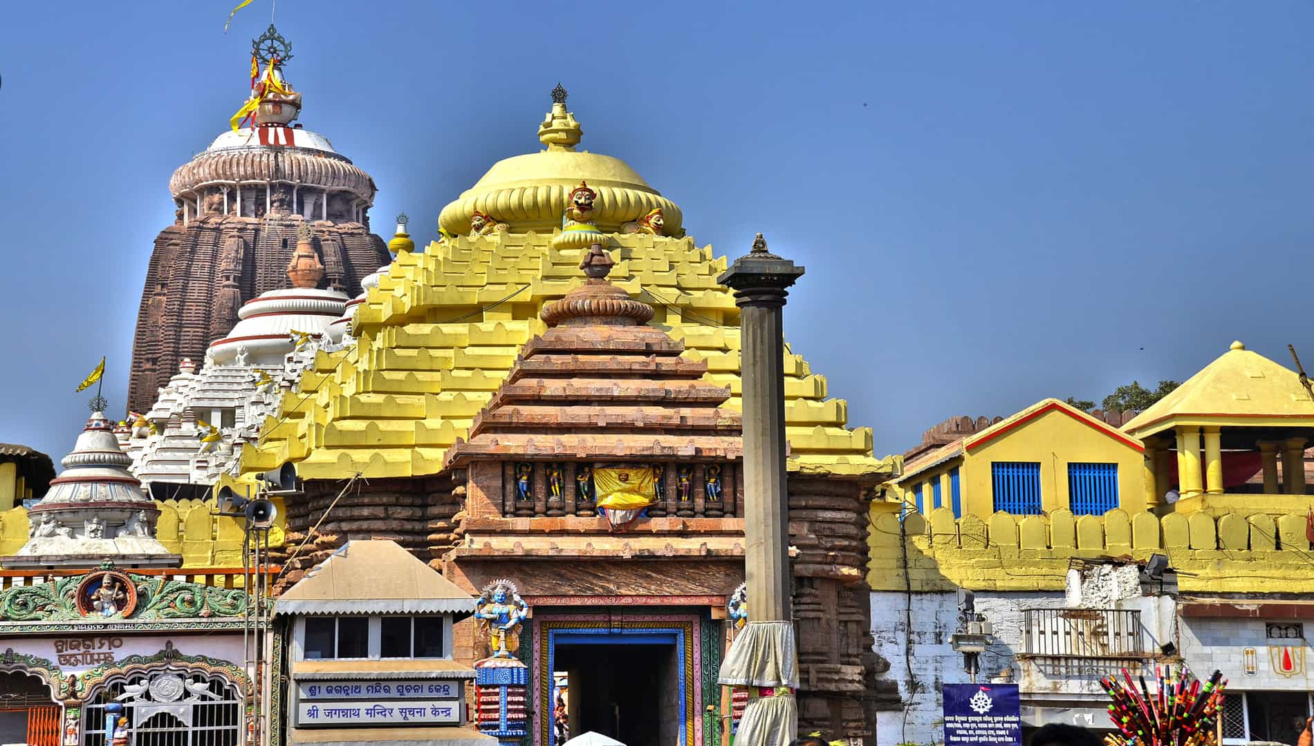 Jagannath Temple - Puri Is The Wealthiest And Richest Temples In India